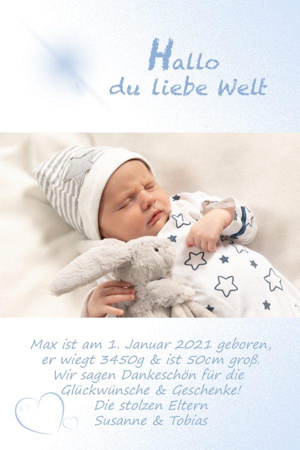 Babyfotos SRH Krankenhaus Walterhausen / Friedrichroda
